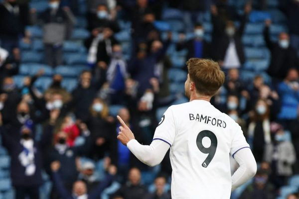 Patrick Bamford has confirmed his commitment to a new contract